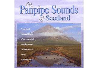 V/A Entspannung - The Panpipe Sounds Of Scotland - (CD)