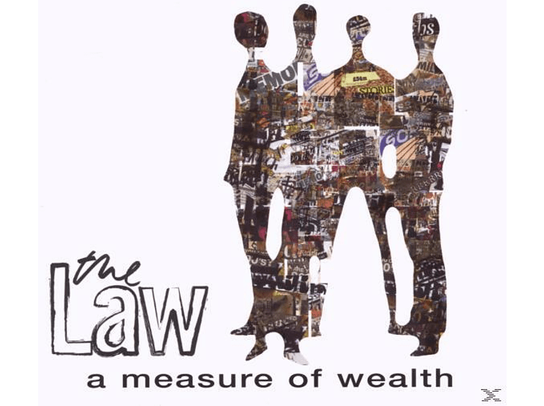 Law - A Measure Of Wealth [CD]