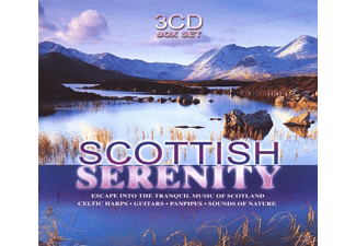V/A Scotland - Scottish Serenity - (CD)