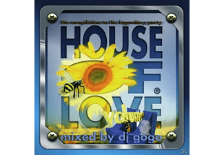VARIOUS - HOUSE OF LOVE - (CD)