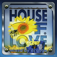 VARIOUS - HOUSE OF LOVE [CD]