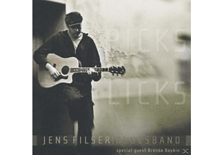 Jens Blues Band Filser - Picks & Licks - (CD)