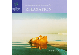In-di-go - Soothing Relaxation-Therapy - (CD)