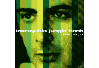 Incroyable Jungle Beat - Pasa Tempo - (CD)