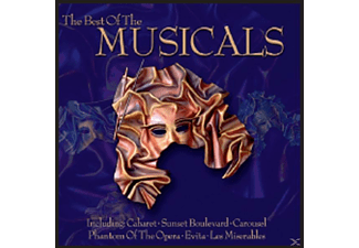 VARIOUS - Best Of The Musicals - (CD)