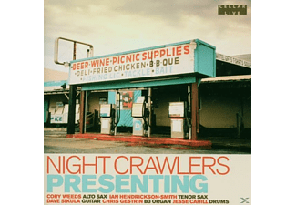 Nightcrawlers - Presenting - (CD)