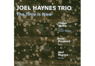 Joel Trio Haynes - The Time Is Now - (CD)