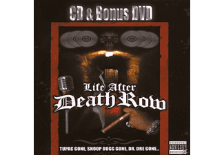 VARIOUS - Life After Death Row - (CD)