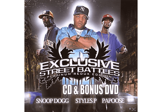 Papoose - Exclusive Street Battles - (CD)