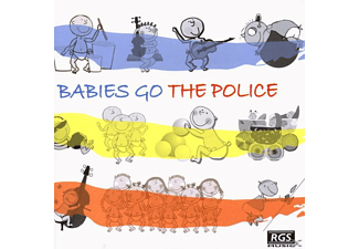 Sweet Little Band - Babie Go the Police - (CD)