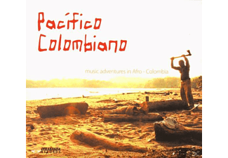 VARIOUS - Music Adventures in Afro-Colombia - (CD)