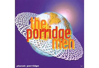 The Porridge Men - Planet Porridge - (CD)