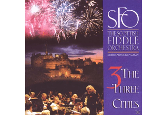 The Scottish Fiddle Orchestra - The Three Cities - (CD)