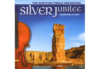 The Scottish Fiddle Orchestra - Silver Jubilee - (CD)