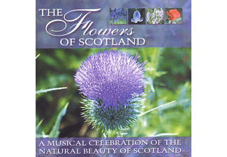 V/A Scotland - The Flowers Of Scotland - (CD)