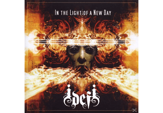 I-def-i - In The Light Of A New Day - (CD)