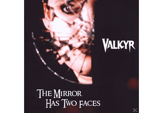 Valkyr - The Mirror Has Two Faces - (CD)