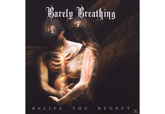 Barely Breathing - Relive The Regret - (CD)