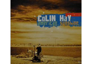 Colin Hay - American Sunshine - (CD)