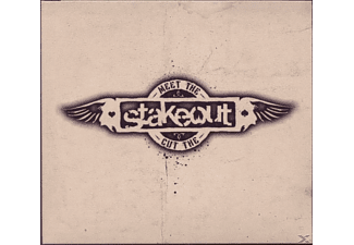 Stakeout - Meet The - Cut The - (CD)
