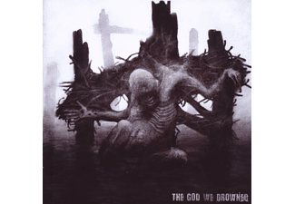 Crocell - The God We Drowned - (CD)