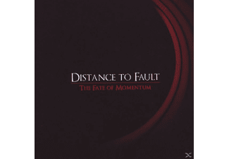 Distance To Fault - The Fate of Momentum - (CD)