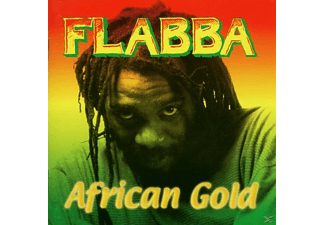 Flabba - African Gold - (CD)