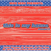 VARIOUS - This Is My House 3 [CD]