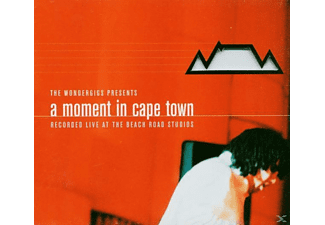 VARIOUS - A Moment In Cape Town - (CD)