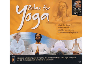 VARIOUS - RELAX FOR YOGA - (CD)
