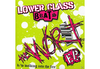 Lower Class Brats - The Worst E.P. - (Vinyl)