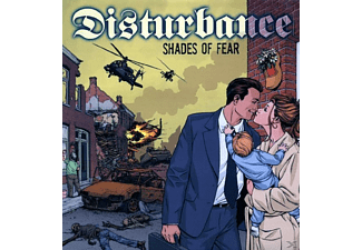 Disturbance - Shades Of Fear - (Vinyl)