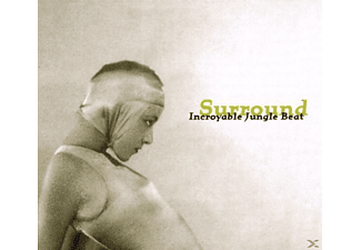 Incroyable Jungle Beat - Surround - (CD)