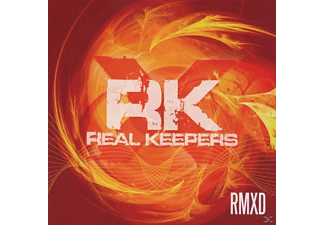 Real Keepers - RMXD Remixed - (Maxi Single CD)