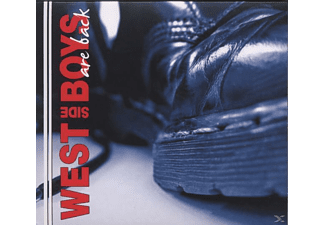 West Side Boys - ...are back - (CD)