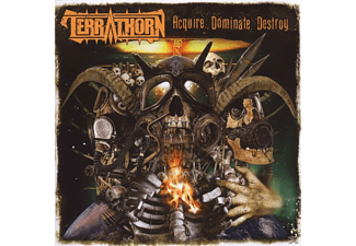 Terrathorn - Acquire Dominate Destroy - (CD)