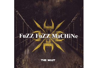 Fuzz Fuzz Machine - The Most - (CD)
