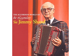 Sir Jimmy Shandt - The Accordion World - (CD)