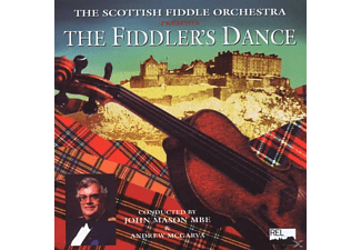 The Scottish Fiddle Orchestra - Fiddlers Dance - (CD)