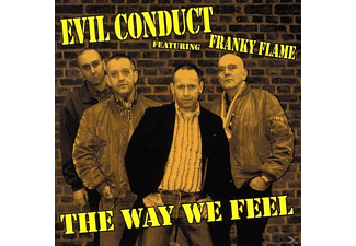 Evil Conduct - The Way We Feel - (CD)