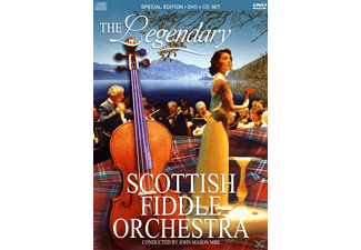 The Scottish Fiddle Orchestra - The Legandary - (DVD)
