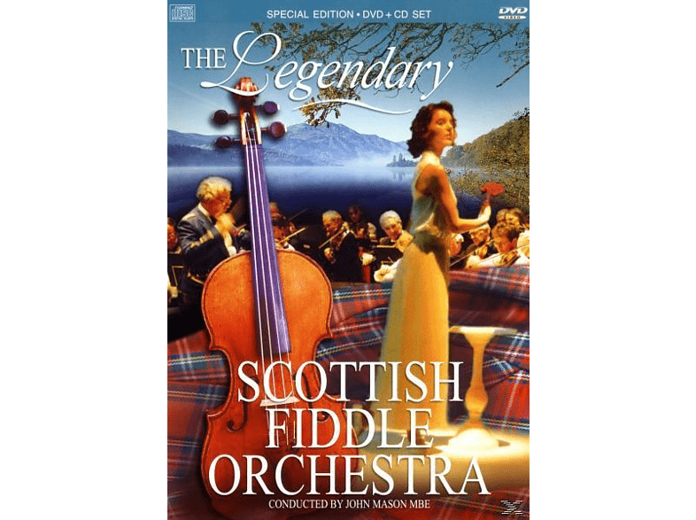 The Scottish Fiddle Orchestra - The Legandary [DVD]