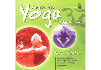 Kevin Kendle - Music For Yoga - (CD)