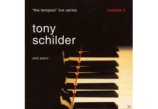 Tony Schilder - Solo Piano - (CD)