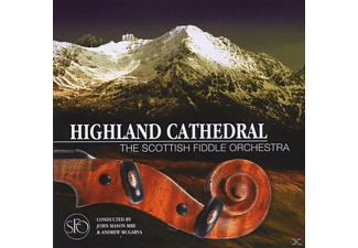 The Scottish Fiddle Orchestra - Highland Cathedral - (CD)
