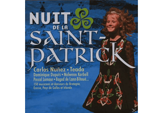 VARIOUS - Nuit De La Saint-Patrick [CD]