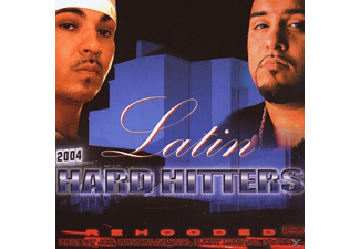 Spm - Latin Hard Hitters - (CD)