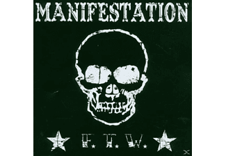 Manifestation - F.T.W. - (CD)