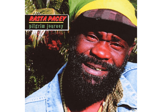 Rasta Pacey - Pilgrim Journey - (CD)