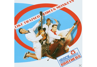 Rockhouse Brothers - Like Trained Circus Monkeys - (CD)